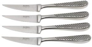 Global GTF-4001 - 4 Piece Steak Knife Set